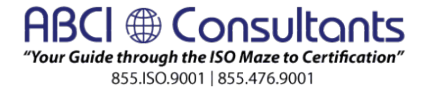 iso certification and iso registration services